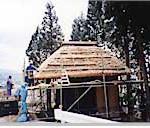 平成11年松崎の水車小屋